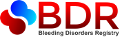 Bleeding Disorder Registry Logo